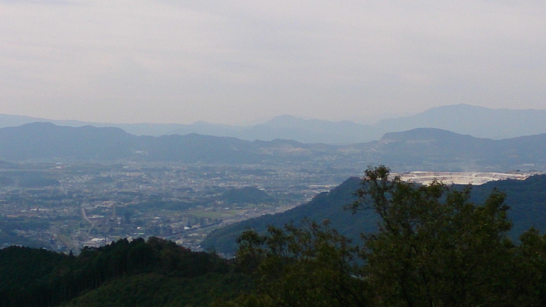 障子ヶ岳1
